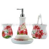 Vanidad al por mayor del cuarto de baño de la porcelana para los accesorios del cuarto de baño fijados