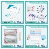 La prueba rápida de Fsh, Ce aprobó los kits rápidos de la prueba de la menopausia de Fsh de las mujeres, prueba de embarazo del kit HCG