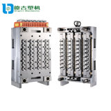 32 Cavity Hot Runner Valve Pine Fart Bottle Preform Mould clouded