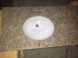 Желтых гранитные мойки Кухонные мойки рабочую поверхность верхней панели