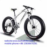 Bici gorda de la nieve del neumático del carbón 4.0 de la fábrica de China