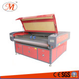 Auto que alimenta o cortador do laser para a indústria de processamento dos materiais do vestuário (JM-1810T-AT)