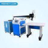 Haute précision annonçant la machine de soudure laser De lettre de la Manche 3000W