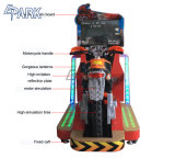 Motor de los niños con monedas de la máquina de juegos de carreras