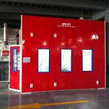 De Prijs van de Fabriek van Btd 2 het Schilderen van het Voertuig van de Garantie van de Ce Goedgekeurde AutoJaar Cabine