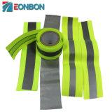 Cinta reflectante de la policía de alta visibilidad para la Seguridad uniforme