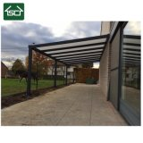 Le Polycarbonate & aluminium parasols Patio tendelet cache d'auvent