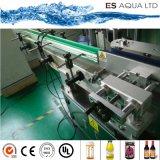 De automatische omslag-Ronde Machine van de Etikettering van de Sticker Zelfklevende