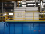 Horno de sequía de la base de bloque de cilindro