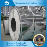 建築材料のためのAISI 201ミラーの終わりのステンレス鋼のコイル