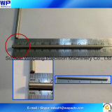 Längen-verhärtete sich Chrom überzogener Kohlenstoffstahl-linearer Welle-Kasten der Zylinder-Zwischenlage-Schienen-5mm des Durchmesser-300mm
