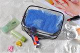 Transparante Zak van pvc van de Zak van de ritssluiting de Kosmetische voor het Reizen (ES3052221AMA)