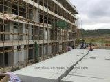 Construcción de viviendas prefabricada de marco de la estructura de acero de la estructura rápida con la tarjeta de Alc