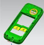 携帯電話の箱プラスチック型の作成