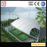 Tienda del estadio del material de construcción de PVDF/PTFE con impermeable