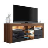 Hölzerne Fernsehapparat-Möbel Fernsehapparat-Standplatz-Abbildung