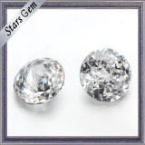prijs van de Diamant van Moissanite van de Besnoeiing van het Jubileum van 6mm de Super Witte per Karaat