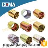 C20 Montaje manguito de tubo flexible hidráulico de acero férula