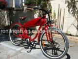 36V 13ah Bijl Elektrische Bicycle/350W Elektrische Bike/E Bicycle/750W E Bike/500W Uitstekende Pedelec, de Dubbele VoorSchok En14176 van de Kruiser van het Strand Retro Klassieke 250W van W