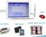 17inch appareil-photo intraoral blanc du moniteur +Dental avec le mètre de pression sanguine