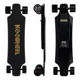 La mode dénomme la planche à roulettes électrique Longboard de Kooboard de roue du noir 4