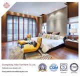 Mobilia alla moda della camera da letto dell'hotel con la mobilia della doppia stanza impostata (YB-S-19-1)