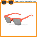 Haltbares Mann-Metallplastikmode-Sonnenbrillen mit Form-Art