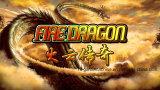 Tir de dragon de tonnerre et machine de jeu de jeu de fente de pêche