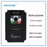 Energiesparender Frequenzumsetzer des vektorsteuer380vac für chemische Maschine