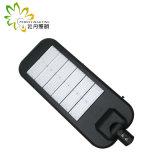 luz de rua ajustável ao ar livre do diodo emissor de luz 300W, lâmpada de rua solar barata do diodo emissor de luz da luz de rua do diodo emissor de luz com aprovaçã0 de Ce& RoHS