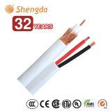 Hot vendre CCTV RG59+2c Câble coaxial