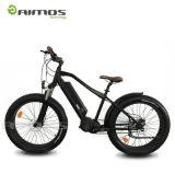 bici eléctrica del MEDIADOS DE neumático gordo del mecanismo impulsor de 48V 1000W