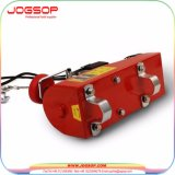Максимальная емкость 500 кг мини-электрический провод троса лебедки 110V 50Гц подъем подъемника с верхней
