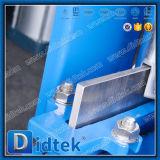 Didtek Wcb de fábrica China Válvula de compuerta de cuchilla estándar