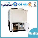Refrigerador refrescado aire del tornillo para la limpieza ultrasónica