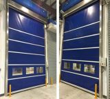 Europäische Cer-Bescheinigungs-Standardhochgeschwindigkeitssegeltuch rollt oben Tür-Tür mit Cer-Bescheinigung