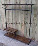 金属の陳列台の小売店の衣服の店の家具