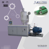 Matériau réutilisé trois couches de HDPE de drain de l'extrusion Machine/HDPE de pipe de machine de production