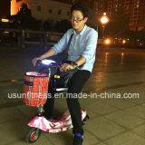 2017 scooters électriques pliables se pliants facilement traités de vélo de mini mobilité