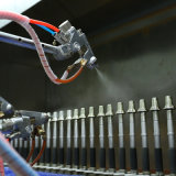 Macchina di doratura elettrolitica