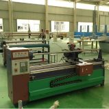 Tejido interlínea automática máquina cortadora longitudinal