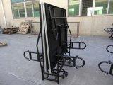 Fabrik-Preis-bewegliches faltendes Stadium mit Treppe für im Freienereignis