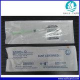 1.4*8mm Fdx-B Standardfische/Hunde-/Haustier-Mikrochip für Tiere