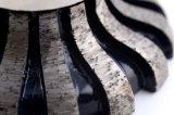 고품질은 돌에게 윤곽을 그리기를 위해 물린 분단한 다이아몬드 대패를 소결했다