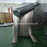 V Tipo de volumen pequeño de la máquina de mezcla de polvo de la maquinaria farmacéutica