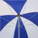 Großhandelsfördernder Sun Strand-Regenschirm des BLAU-36inch X8K