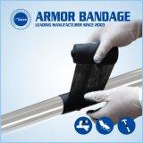 Forte nastro dell'involucro di difficoltà di vetro di fibra della resina del poliuretano di adesione