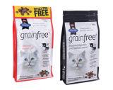 De Zak van het Voedsel voor huisdieren met de Ritssluiting van de Schuif/Verpakking voor Voedsel voor huisdieren