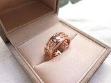 Guangzhou nam de Gouden Fabrikant van de Toebehoren van de Manier van de Verklaring voor de Juwelen van de Ring toe