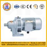 Construction stable de moteur d'élévateur de construction soulevant le réducteur de vitesse de moteur